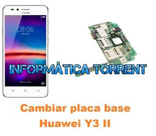 Cambiar Placa Base Huawei Y3 II