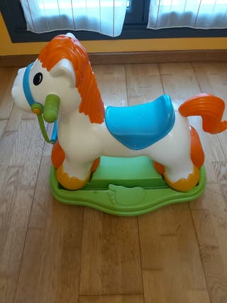 caballo balancin