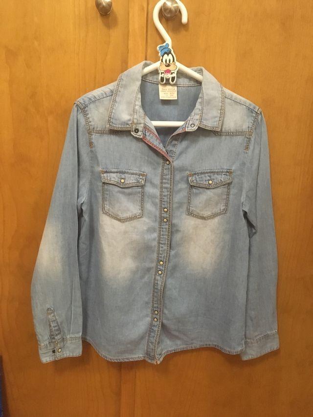Camisa Zara 9/10