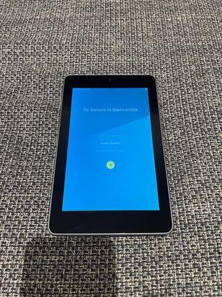 Tablet Asus nexus 7