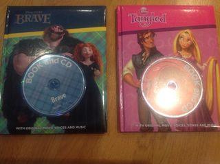 Libros Disney en inglés