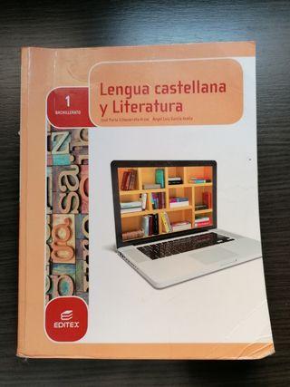 Lengua Castellana y Literatura 1°Bachillerato