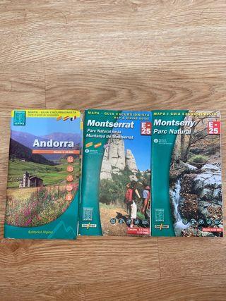 Mapas montaña