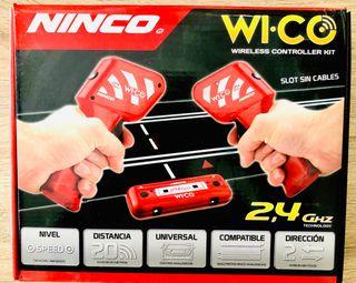Kit mandos WICO NINCO (mandos slot inalámbricos)