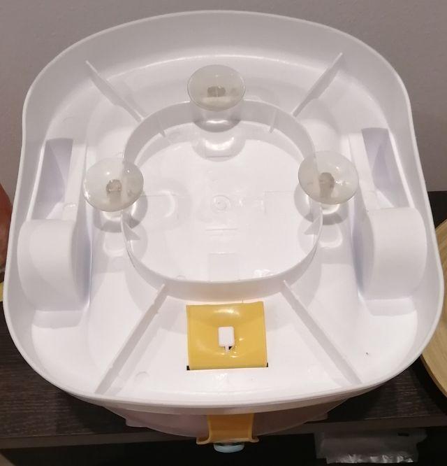 silla ducha ventosa bebé