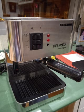 CAFETERA EXPRESS DEMOKA Acero inoxM-360