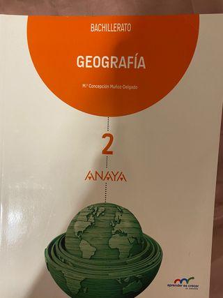 Libro nuevo geografía