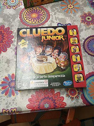 Tragabolas y Cluedo Junior