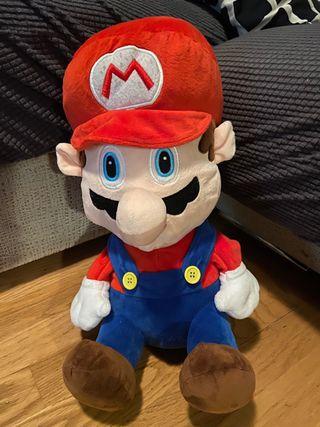 Peluche Super Mario Bros.
