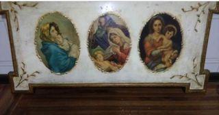 cuadro religioso antiguo