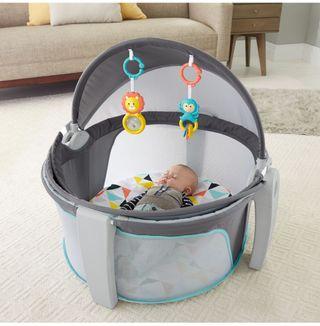 Cuna de viaje bebé NUEVA!!