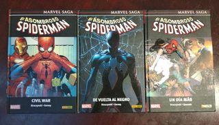 Spiderman. Straczynski.