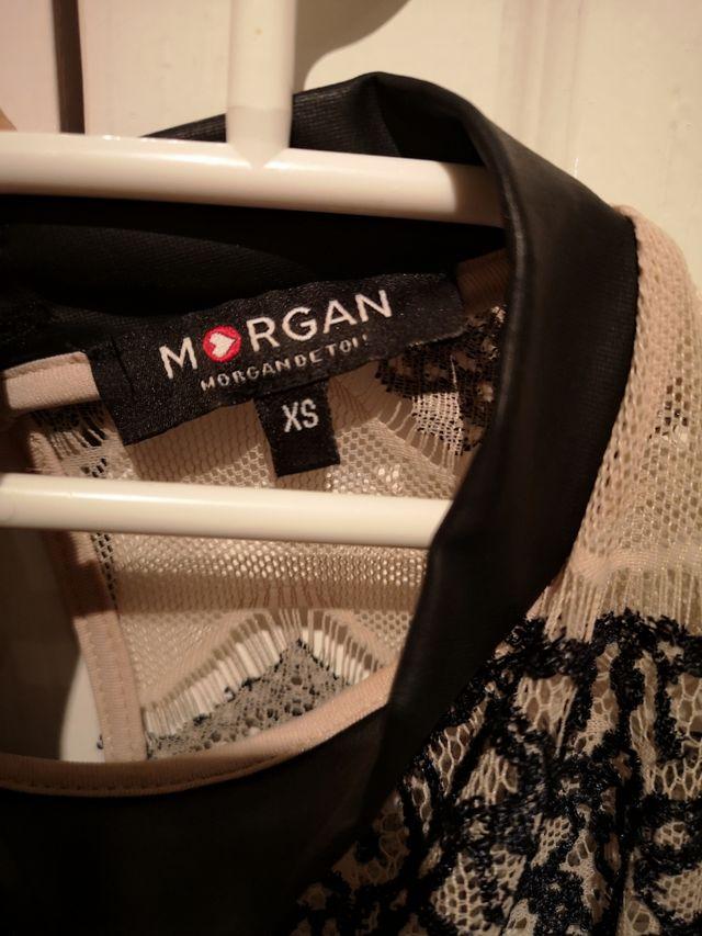 Morgan Lace Top