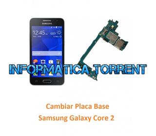 Cambiar Placa Base Samsung Core 2