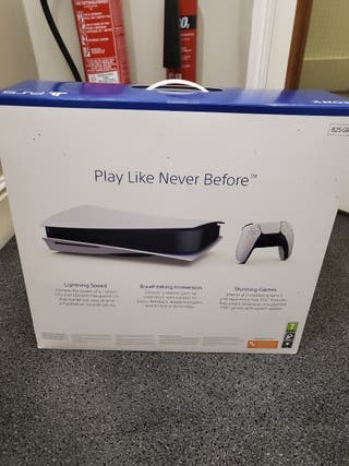 ps5 new
