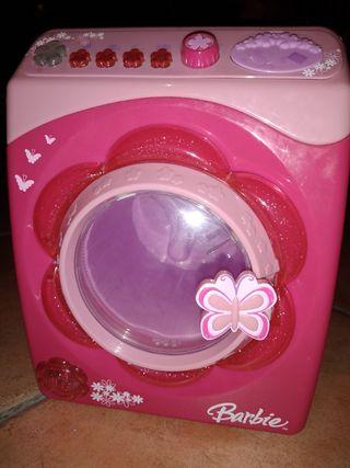 Lavadora Barbie