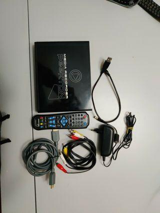 disco duro multimedia peekbox 206 1Tb