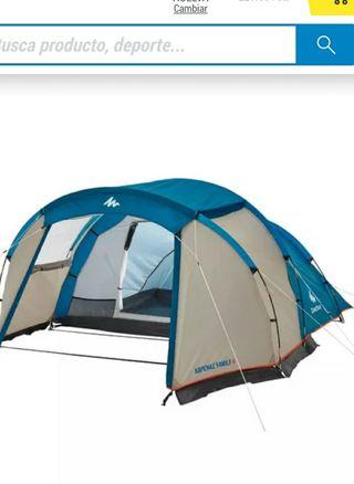 conjunto camping