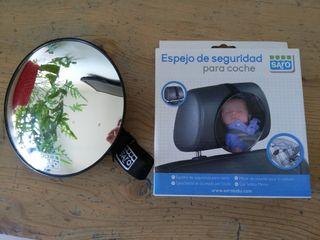 Espejo vigilancia bebé
