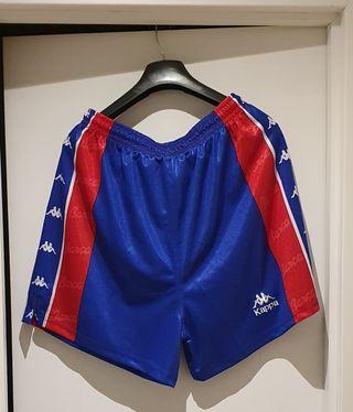 Pantalon corto F.C. Barcelona marca Kappa