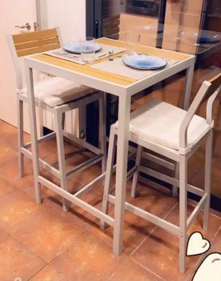 Mueble de jardín SJÄLLAND IKEA