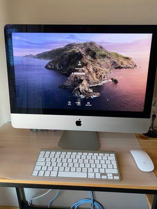 Ordenador Apple iMac de 21,5 Año 2013