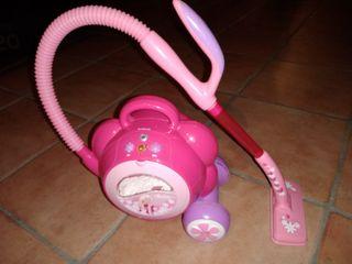 Aspirador de Barbie