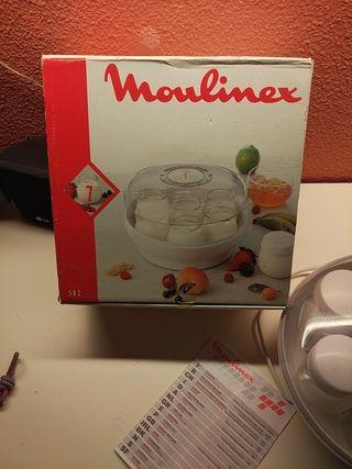 yogurtera moulonex 582