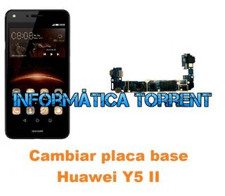 Cambiar Placa Base Huawei Y5 II