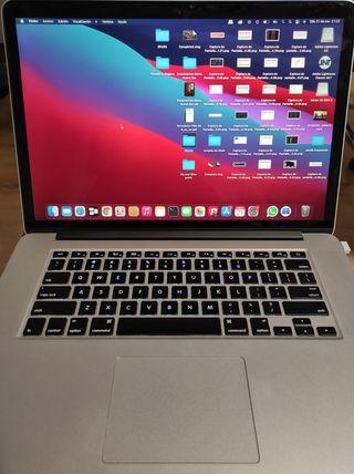 Macbook Pro Retina 15 pulgadas de finales de 2013