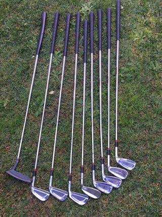 Juego palos Golf Hombre Mizuno