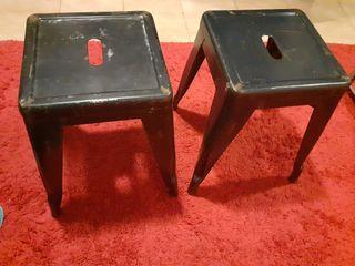sillas de hierro la mitad de precio hasta 20 enro