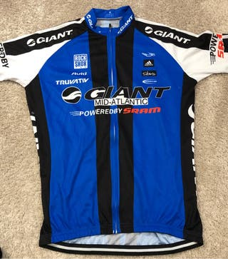 Maillot Giant ciclismo