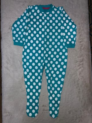 Lote de 8 pijamas de invierno para bebé