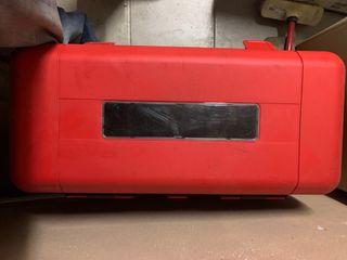 Caja Extintor camión
