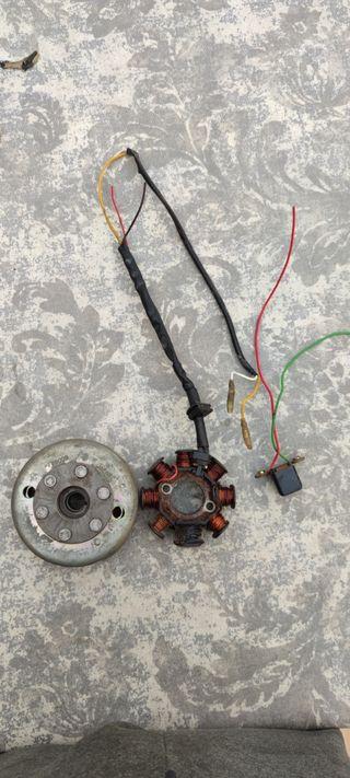 Encendido Completo Gas Gas EC 250