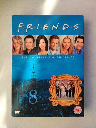 Friends Pack Serie 8 [DVD]. Inglés