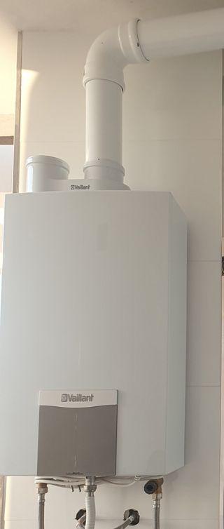 termo gas natural VAILLANT TURBOMAG PLUS