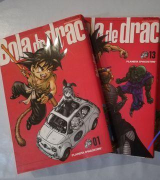 Comics Bola de Drac