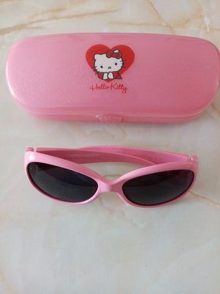 Vendo gafas de Hello Kitty