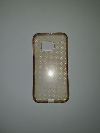 Funda/Carcasa Samsung Galaxy S6 edge seminueva