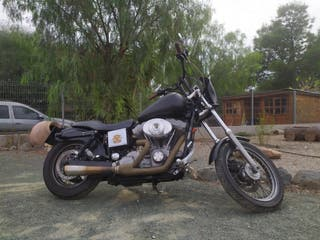 Harley Davidson Super glide 2000
