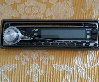 Frontal de radio de coche JVC
