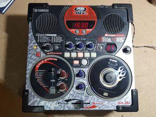 Caja de ritmos mesa Yamaha DJX IIB