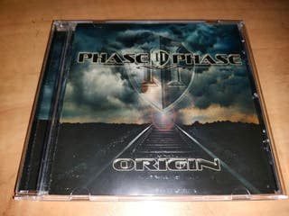 PHASE II CD ORIGIN, HEAVY/HARD Español 2013-ALOS