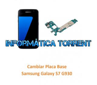Cambiar Placa Base Samsung S7 G930