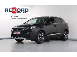 Peugeot 3008 SUV 1.2 PureTech SANDS GT Line 96 kW (130 CV)