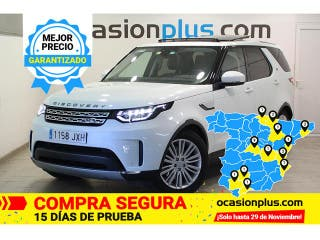 Land Rover Discovery 3.0 TD6 HSE Luxury Auto 190 kW (258 CV)