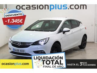 Opel Astra 1.4 Turbo Sports Tourer SANDS Dynamic 110 kW (150 CV)
