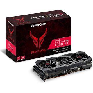 Tarjeta gráfica Rx radeon 5700 XT 8 GB Red Devil